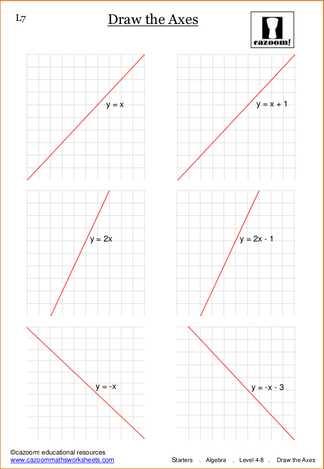 Algebra Maths Puzzle