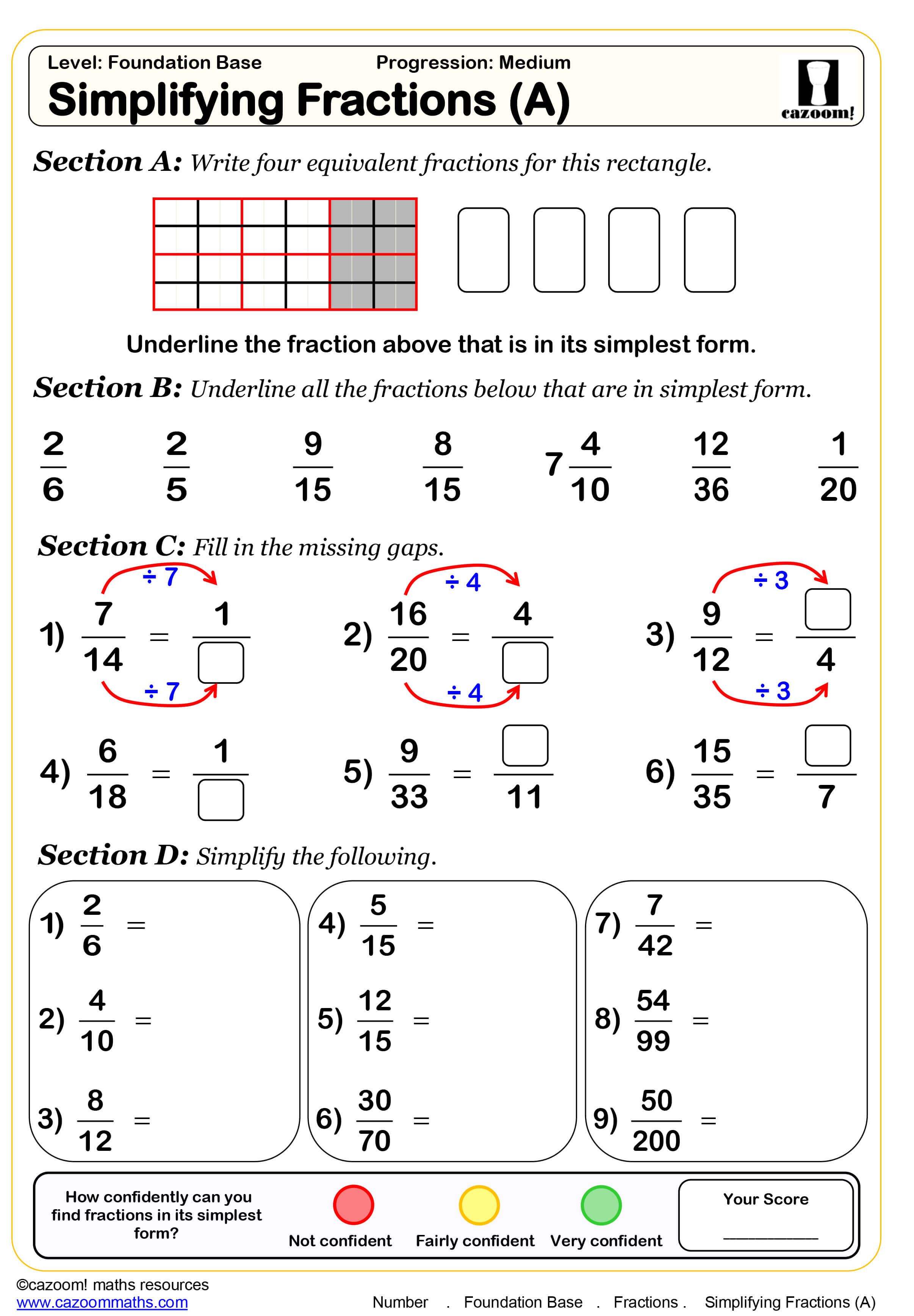 - 7th Grade Math Worksheets Cazoom Math Worksheets