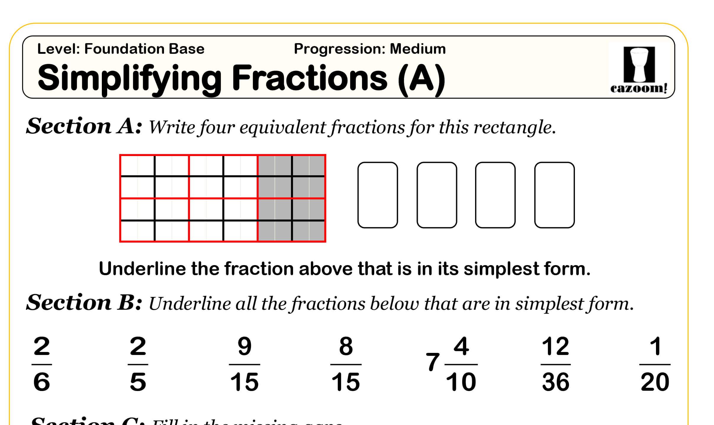 7th Grade Math Worksheets A - 7th Grade Math Worksheets PDF