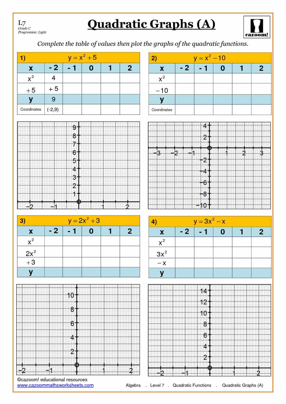 math worksheet : differentiated effective and fun maths worksheets : Ks3 Maths Worksheets Printable