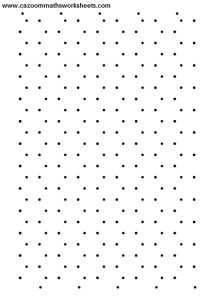 Hexagon dotty paper