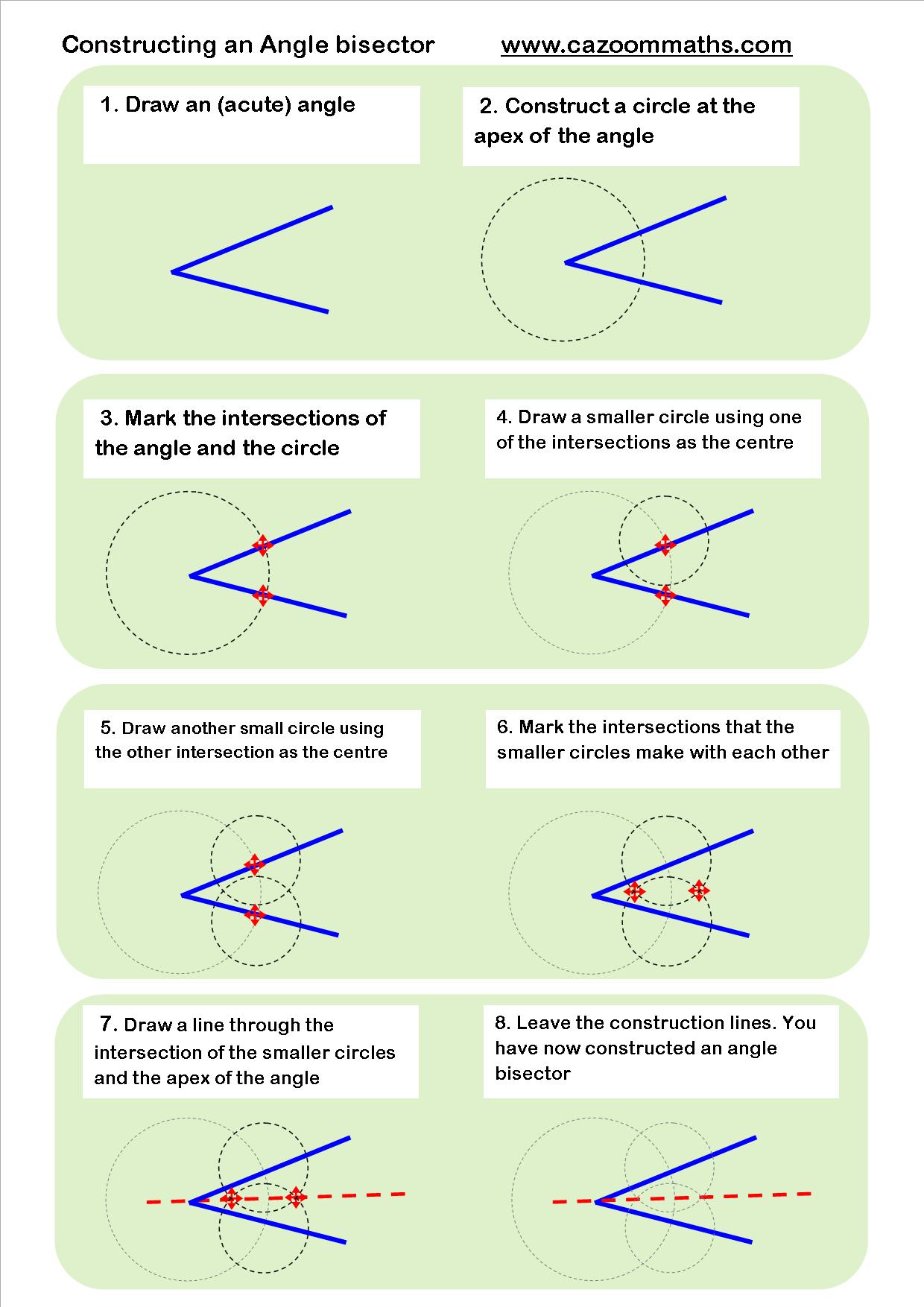 GCSE Maths Geometry Worksheets : Fun Geometry Worksheets