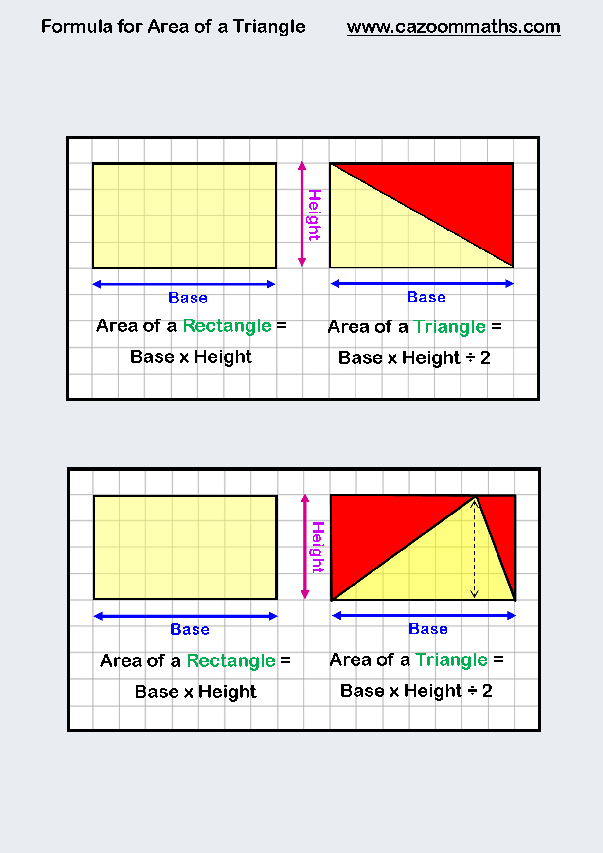 GCSE Maths Geometry Worksheets | Fun Geometry Worksheets