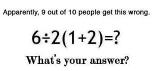 Maths problems, puzzles, visual, pictures