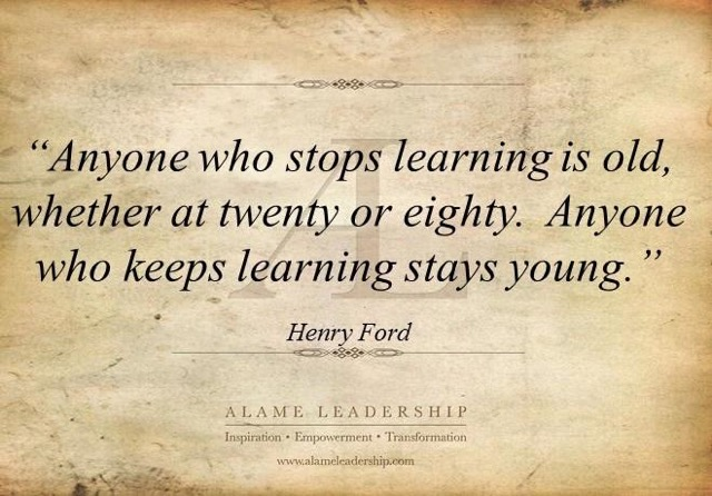 teaching and learning inspirational quotes