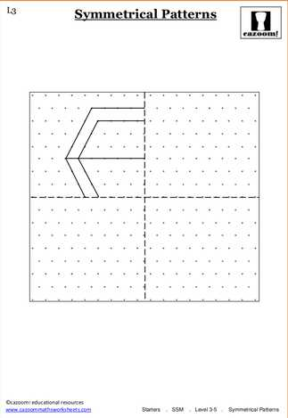 Shape Maths Puzzle