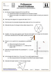 Year 6 Maths Worksheets