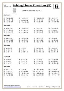 Ks2 Maths printable Worksheets
