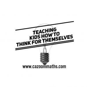 teaching kids how to think for themselves