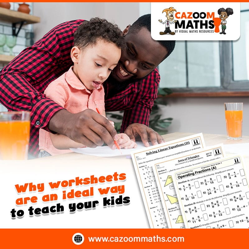 Why Worksheets Are an Essential Tool for Teaching Your Kids