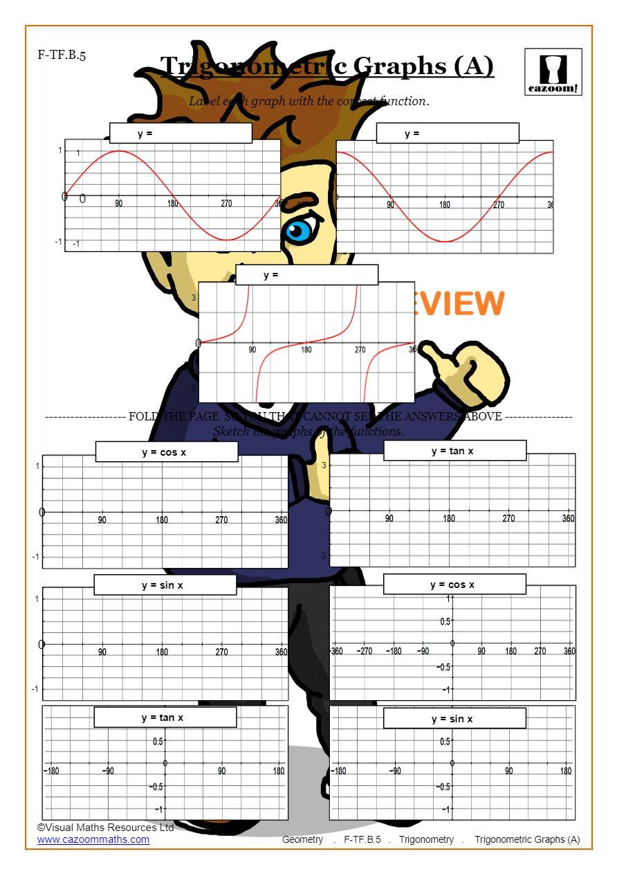 Trigonometry Answers